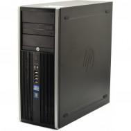 Calculator HP Elite 8100 Tower, Intel Core i3-550 2.70GHz, 4GB DDR3, 250GB SATA, DVD-ROM