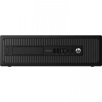 Calculator HP Prodesk 600G1 SFF, Intel Core i5-4570S 2.90GHz, 4GB DDR3, 500GB SATA, Second Hand