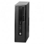 Calculator HP Prodesk 600G1, SFF, Intel Core i7-4770 3.40GHz, 8GB DDR3, 500GB SATA, DVD-RW + Windows 10 Home, Refurbished Calculatoare