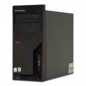 Calculator Lenovo A55 Tower, Intel Core 2 Duo E4400 2.0GHz, 2GB DDR2, 250GB SATA, DVD-ROM