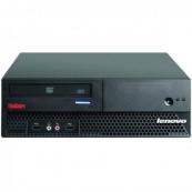 Calculator LENOVO A57 Desktop, Intel Core2 Duo E6550 2.33GHz, 1GB DDR2, 40GB SATA, DVD-ROM, Second Hand Calculatoare