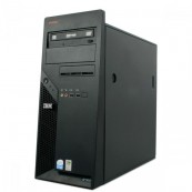 Calculator Lenovo M55 Tower, Intel Core2 Duo E6300 1.80 GHz, 2GB DDR2, 250GB SATA, DVD-ROM