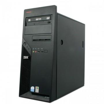 Calculator Lenovo M55 Tower, Intel Core2 Duo E6300 1.80 GHz, 2GB DDR2, 250GB SATA, DVD-ROM, Second Hand