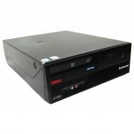 Calculator LENOVO M57E SFF, Intel Core 2 Duo E6550 2.33GHz, 2GB DDR2, 80GB SATA, DVD-RW