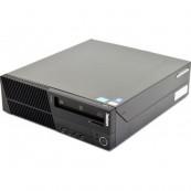 Calculator LENOVO M81, SFF, Intel Core i5-2400, 3.10 GHz, 4 GB DDR3, 160GB SATA, DVD-ROM, Second Hand Calculatoare