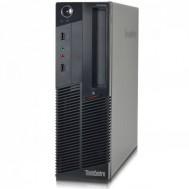 Calculator LENOVO M90 SFF, Intel Core i3-530 2.93GHz, 4GB DDR3, 320GB SATA, DVD-RW