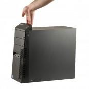 Calculator LENOVO ThinkCentre A58 Tower, Intel Core2 Quad Q6600 2.40GHz, 4GB DDR2, 320GB SATA, DVD-RW + Windows 10 Home