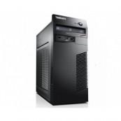 Calculator Lenovo ThinkCentre M71e Tower, Intel Pentium G630 2.70GHz, 4GB DDR3, 250GB SATA, DVD-RW