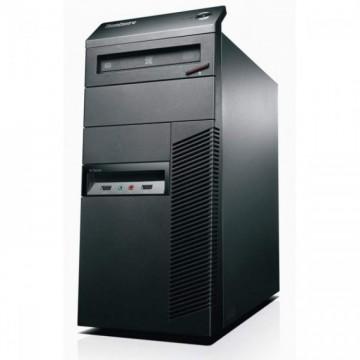 Calculator Lenovo Thinkcentre M82 Tower, Intel Core i3-2100 3.10GHz, 4GB DDR3, 250GB SATA, DVD-ROM, Second Hand Calculatoare