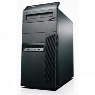 Calculator Lenovo Thinkcentre M82 Tower, Intel Core i3-2100 3.10GHz, 4GB DDR3, 500GB SATA, DVD-RW
