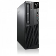 Calculator Lenovo Thinkcentre M83 SFF, Intel Core i5-4570 3.20 GHz, 8GB DDR3, 120GB SSD, DVD-RW