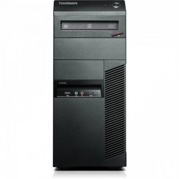 Calculator LENOVO Thinkcentre M91P Tower, Intel Core i5-2400 3.10GHz, 4GB DDR3, 250GB SATA, DVD-ROM, Second Hand Calculatoare