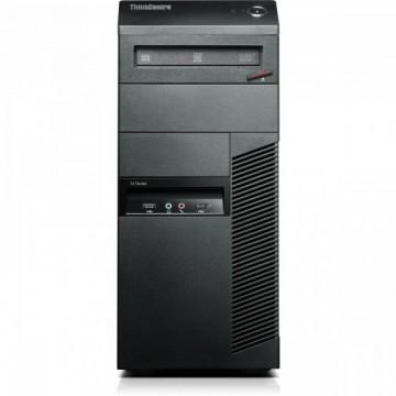 Calculator LENOVO Thinkcentre M91P Tower, Intel Core i5-2400 3.10GHz, 4GB DDR3, 250GB SATA, DVD-ROM, Second Hand