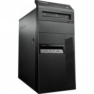 Calculator LENOVO Thinkcentre M93p Tower, Intel Core i7-4770 3.40 GHz, 8GB DDR3, 500GB SATA, Second Hand