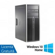 Calculator Refurbished HP 6200 Tower, Intel Core i5-2400 3.10GHz, 8GB DDR3, 500GB SATA, DVD-ROM + Windows 10 Home