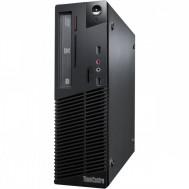 Calculator Refurbished LENOVO M81P, SFF, Intel Pentium Dual Core G850, 2.90GHz, 4GB DDR3, 250GB SATA + Windows 10 Home