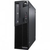Calculator Refurbished LENOVO M81P, SFF, Intel Pentium Dual Core G850, 2.90GHz, 4GB DDR3, 250GB SATA + Windows 10 Pro Calculatoare