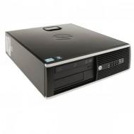 Calculator Second-Hand HP 8200 Elite SFF, Intel Core i7-2600 3.40GHz, 4GB DDR3, 500GB SATA, DVD-RW