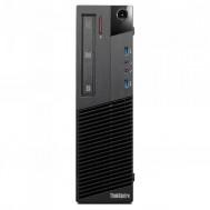 Calculator Second Hand LENOVO Thinkcentre M93p, Desktop, Intel Core i7-4770, 3.40 GHz, 8GB DDR3, 1TB SATA, DVD-RW