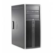 Calculator SH HP 6200 Pro Mt Tower, Intel Core i3-2100 3.10GHz, 4GB DDR3, 500GB SATA, DVD-ROM