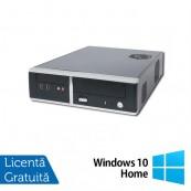 Calculator Stone Sistem 211 Desktop, Intel Core 2 Duo E7500 3.00GHz, 4GB DDR3, 160GB SATA, DVD-ROM + Windows 10 Home, Refurbished Calculatoare