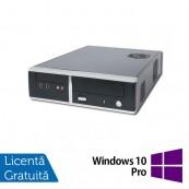 Calculator Stone Sistem 211 Desktop, Intel Core 2 Duo E7500 3.00GHz, 4GB DDR3, 160GB SATA, DVD-ROM + Windows 10 Pro, Refurbished Calculatoare