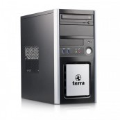 Calculator TERRA Tower, Intel Pentium G3220 3.00GHz, 4GB DDR3, 250GB SATA, DVD-ROM