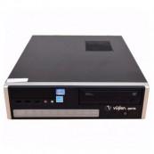 Calculator Viglen Desktop, Intel Core i5-2400 3.10GHz, 4GB DDR3, 250GB SATA, DVD-RW
