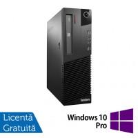 CalculatorRefurbished LENOVO Thinkcentre M93p, Desktop, Intel Core i7-4770, 3.40 GHz, 8GB DDR3, 1TB SATA, DVD-RW + Windows 10 Pro
