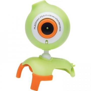 Camera Web Samsung Pleomax PWC-5300, Microfon