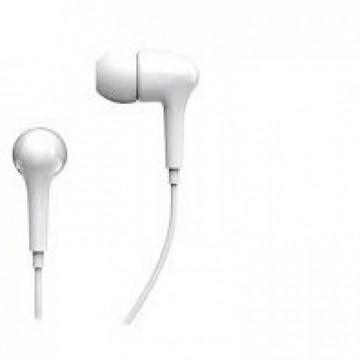 Casti GENIUS GHP-206 IN-EAR, 3.5 mm, Alb Componente & Accesorii