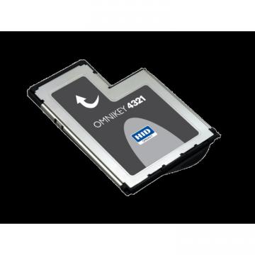 Cititor de carduri HID Omnikey 4321 v2 Mobile Smart Card Reader, Second Hand Componente & Accesorii