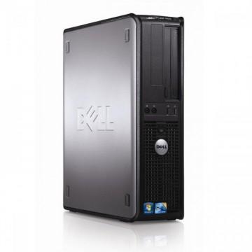 Dell Optiplex 380 SFF, Intel Celeron E3300 2.5Ghz, 2GB DDR3, 160GB HDD, DVD-ROM, Second Hand Calculatoare