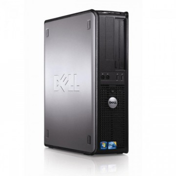 Dell Optiplex 380 SFF, Intel Celeron E3300 2.5Ghz, 2GB DDR3, 160GB HDD, DVD-ROM, Second Hand Calculatoare