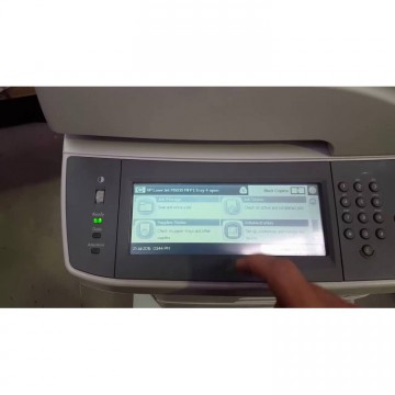 Display HP LaserJet M5035, Second Hand Imprimante