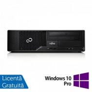 Fujitsu Esprimo E500 Desktop, Intel Core i5-2500 3.30Ghz, 4GB DDR3, HDD 1TB, DVD-RW + Windows 10 Pro