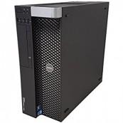 Gaming PC Refurbished DELL Precision T3600 Intel Xeon Quad Core E5-1620 3.60GHz-3.80 GHz 10MB Cache, 32GB DDR3 ECC, 240GB SSD + 2TB HDD SATA, DVD-ROM + NVIDIA GeForce GTX 1050 2GB GDDR5 128bit + Windows 10 Pro Calculatoare