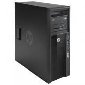 Gaming Workstation HP Z420, CPU Intel Xeon E5-1650 V2 3.50GHz-3.90GHz HEXA Core, 32GB DDR3 ECC, SSD 240GB + 2TB HDD, nVidia GeForce GTX 1050/2GB 128biti + Windows 10 Pro 64 biti, Refurbished Calculatoare