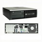 HP Compaq 6200 Pro SFF, Intel Core i5-2400 3.1Ghz, 4Gb DDR3, 250Gb, DVD-RW, Second Hand Calculatoare