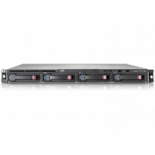 Hp Proliant DL160 G6, 2 x Intel Xeon L5520 Quad Core, 2.26Ghz, 16Gb DDR3 ECC, 2 x 250Gb SATA, OnBoard RAID