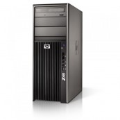 Hp Z400 WorkStation, Intel Xeon  Dual Core W3503, 2.4Ghz, 6Gb DDR3 ECC, 320Gb HDD, DVD-RW, NVIDIA NVS290, Second Hand Calculatoare