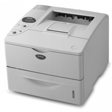 Imprimanta BROTHER HL-6050DN, 24PPM, Duplex, Retea, USB, 1200 x 1200, Laser, Monocrom, A4, Second Hand Imprimante