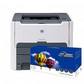 Imprimanta HP 1320 cu cartus nou Q5949x (6000pagini), Second Hand Imprimante