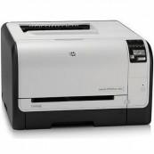 Imprimanta HP CP1525N, 12 PPM, Retea, USB, 600 x 600, Laser, Color, A4, Second Hand Imprimante