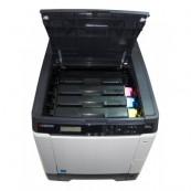 Imprimanta KYOCERA FS-C5250DN, 26 PPM, 600 x 600 DPI, USB, Retea, A4, Color