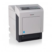 Imprimanta KYOCERA FS-C5300DN, 26 PPM, 600 x 600 DPI, USB, Retea, A4, Color