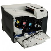 Imprimanta laser color Hp 500 M551DN, USB, Retea, Duplex, 33 ppm, 1200 x 1200 dpi, Toner Low