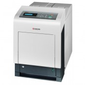 Imprimanta Laser Color Kyocera FS-C5350DN, Duplex, Retea, 24 ppm, USB 2.0, USB Host
