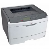Imprimanta Laser Lexmark E460DN, 40 ppm, 1200 x 1200, USB, Retea, Duplex, Second Hand Imprimante