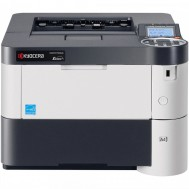 Imprimanta Laser Monocrom Kyocera ECOSYS P3045dn, Duplex, A4, 47ppm, 1200 x 1200dpi, USB, Retea